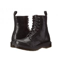 Chaussures 1460 HI SHINE SNAKE Dr Martens