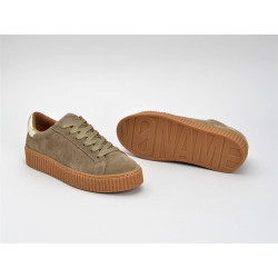 Chaussures Femme PICADILLY SNEAKER No Name