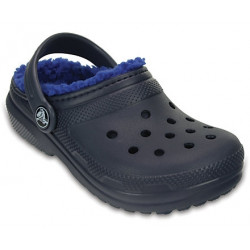 Crocs Hiver Junior Classic Fuzz Lined Clog Crocs