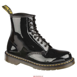 Chaussures Femme 1460 Patent Lamper Dr Martens