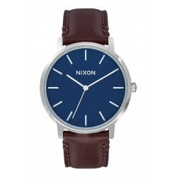 Montre Homme PORTER LEATHER , 40 MM NIXON