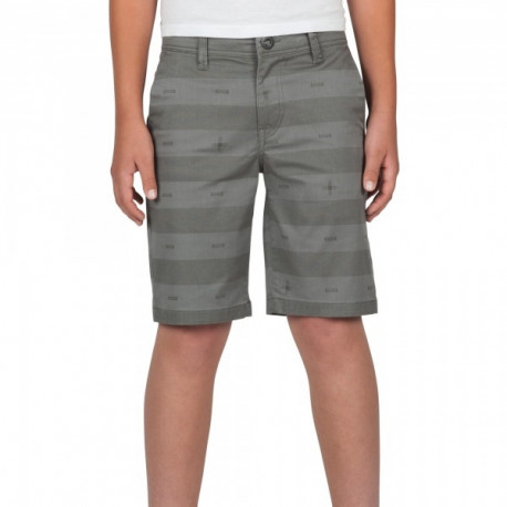 Short Junior Modern Stretch Print VOLCOM
