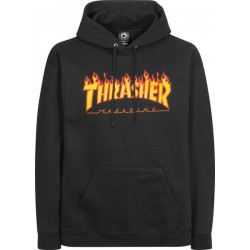 Sweat hood flame Thrasher