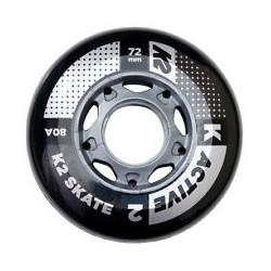 Roue Roller 72mm/80A ( pack de 4)