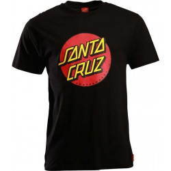 T-Shirt Homme DOT CLASSIC Santa cruz