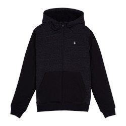 Sweat Junior Zippé Capuche Single Stone VOLCOM