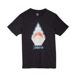 T-Shirt Junior Shark Stone Volcom