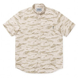 Chemise Homme Camo Tiger Carhartt wip