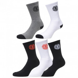 Pack 5 Paires de Chaussettes HIGH RISE Element