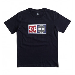 T-Shirt Junior Global Salute Dc