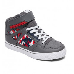 Chaussures Junior PURE HIGH TOP SE EV DC