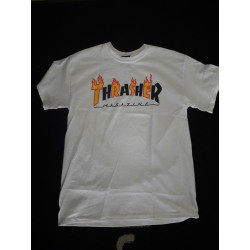 T-Shirt Homme FLAM MAGAZINE Thrasher
