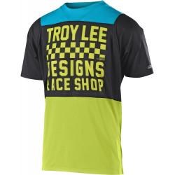Maillot VTT Junior SKYLINE Troylee Designs