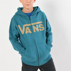 Sweat Junior Zippé Capuche CLASSIC Vans