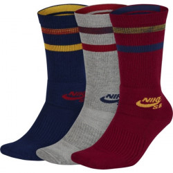 Chaussettes CREW (pack 3 paires) Nike