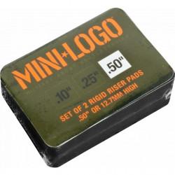 Rehausseurs Pads 12.7mm Hard Mini logo