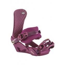 Fixations Snowboard Femme IVY Nitro