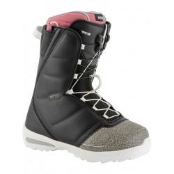 Boots Snowboard Femme FLORA TLS Nitro