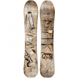 Snowboard WOODCARVER Nitro