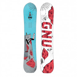 Snowboard MONEY C2e Gnu