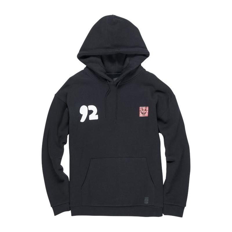 Sweatshirt Homme Capuche KH SMILLE POP Element