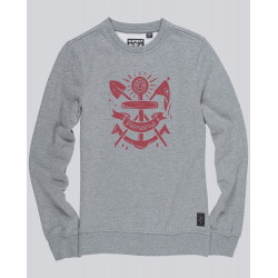 Pull Homme PIONEERS CREW Element