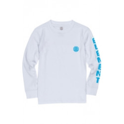T Shirt Junior SNOW LS BOY 2 Element