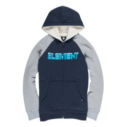 Sweat Junior Capuche Zippé SNOW SHERPA Element