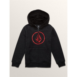 Sweat Zippé Capuche Junior STONE ZIP Volcom