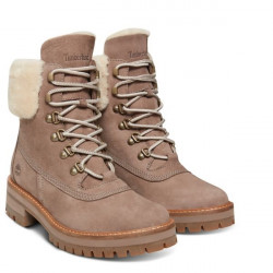 BOTTINES Femme COURMAYEUR VALLEY SHEARLING Timberland