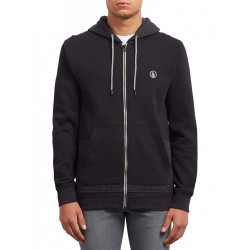 Sweat Homme Capuche Zippé BACKRONYM Volcom