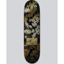 "Plateau Skateboard NYJAH MAKE IT RAIN 8"" Element"