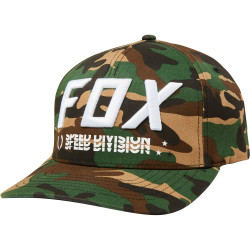 Casquette Flexfit Triple Threat FOX
