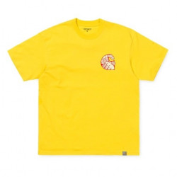 T-Shirt Homme TIME IS UP Carhartt wip