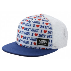 Casquette Beach Bound Trucker Vans