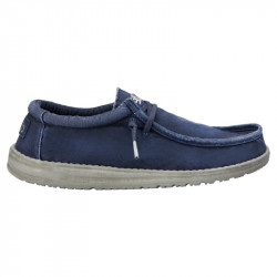 Chaussures Homme WAALY WASHED Hey Dude
