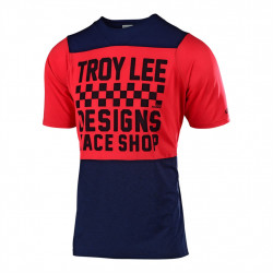 Maillot VTT Junior SKYLINE CHECKERS Troylee designs