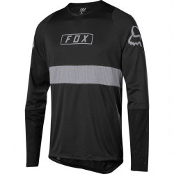 Maillot VTT Defend Long Sleeve Fox