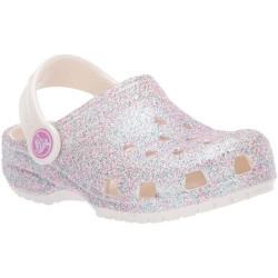 Sabots Junior CLASSIC GLITTER CLOG Crocs