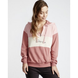 Sweat Polaire Femme Pink Mood Billabong