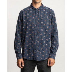 Chemise Homme POST WAVE CORDUROY RVCA