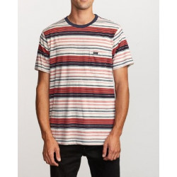T Shirt Homme DEADBEAT STRIPE Ruca