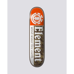 "Plateau Skateboard EXPEDITION SECTION 8"" Element"