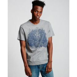 T Shirt Homme HOWL Element