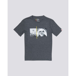 T Shirt Homme NAT GEO HAWK SMITH Element