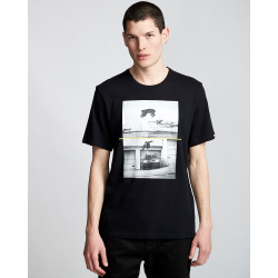 T Shirt Homme NAT GEO BOBCAT WESTGATE Element