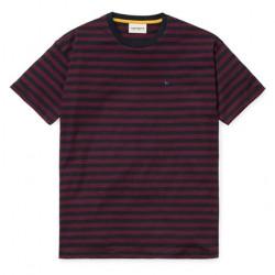 T Shirt Homme Haldon Stripe Pocket Carhartt wip