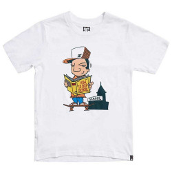 T Shirt Junior Skip School DC
