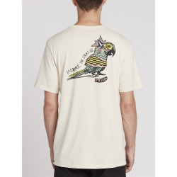 T Shirt Homme PARTY BIRD Volcom