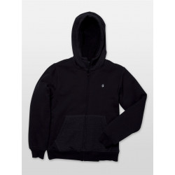 Sweat Capuche Junior SINGLE STONE LINED Volcom